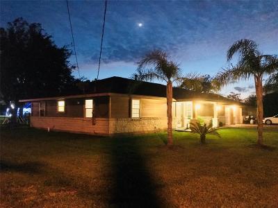 Santa Fe Single Family Home For Sale: 12701 4 1/2 Street