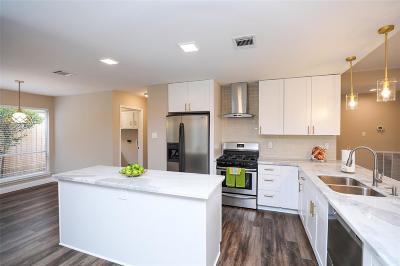 Houston Single Family Home For Sale: 2210 Kinbrook Drive
