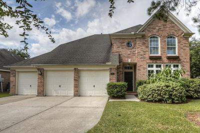League City, League Single Family Home For Sale: 2382 Autumn Mist Lane