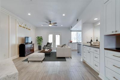 Houston TX Condo/Townhouse For Sale: $279,800