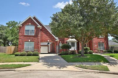 Single Family Home For Sale: 14030 Halprin Creek Drive