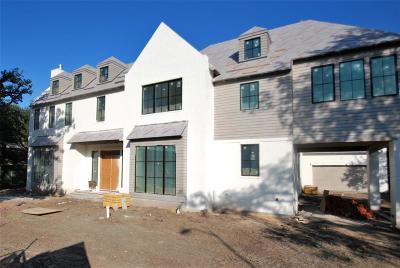 Houston Single Family Home For Sale: 463 Brown Saddle