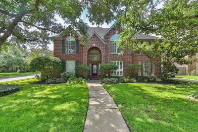 Katy Single Family Home For Sale: 22203 Winding Lake Court