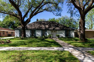 Houston Single Family Home For Sale: 5606 Spellman Road