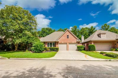 Kingwood Single Family Home For Sale: 4419 Walham Court