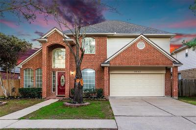 Katy Single Family Home For Sale: 3622 Windlewood Drive