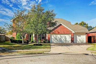 Single Family Home For Sale: 2205 Highstone Court