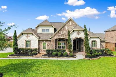 Cypress Single Family Home For Sale: 17811 Fairhaven Falls Drive