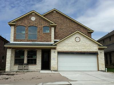 Single Family Home For Sale: 2606 Pointe Lane