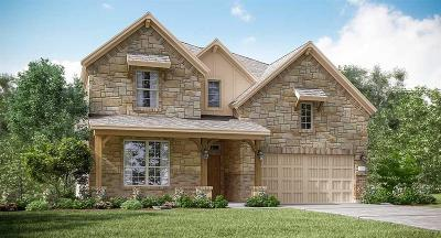 Katy Single Family Home For Sale: 1810 Pickford Knolls Lane