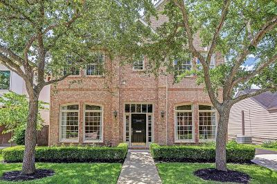 West University Place Single Family Home For Sale: 3929 Milton Street