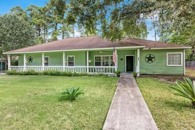 Huffman Single Family Home For Sale: 325 White Oak Drive