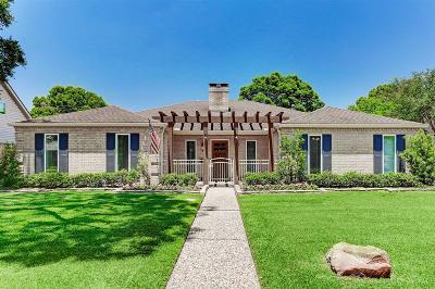 Houston Single Family Home For Sale: 7614 Windswept Lane