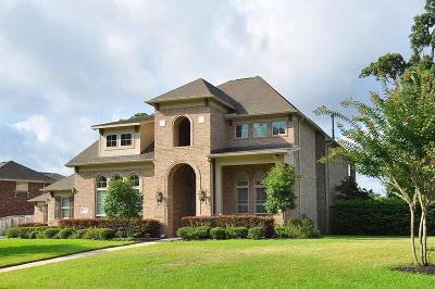 Kingwood Single Family Home For Sale: 1215 Regal Shores Court