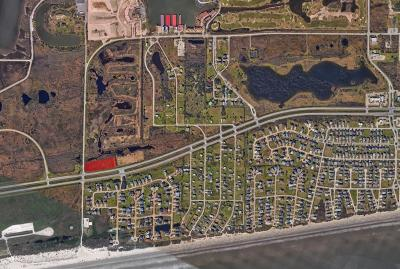 Galveston Residential Lots & Land For Sale: 14500 Termini-San Luis Pass Rd