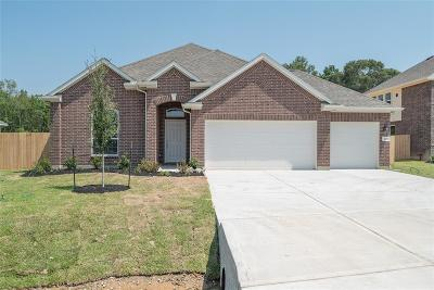 New Caney Single Family Home For Sale: 415 Seabiscuit Boulevard Boulevard