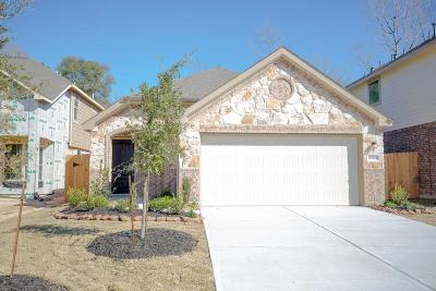 New Caney Single Family Home For Sale: 18881 Genova Bay Court