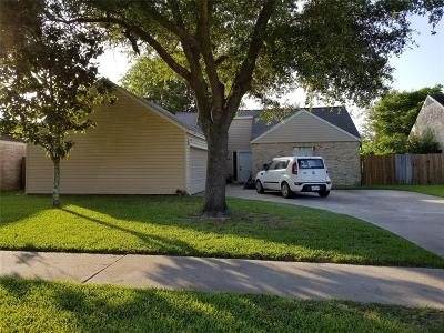 Houston Single Family Home For Sale: 3827 Manordale Drive