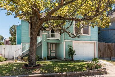 Galveston Single Family Home For Sale: 1416 26th Street