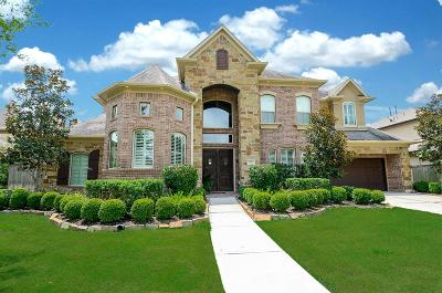 Sugar Land Single Family Home For Sale: 5107 Manzanilla View Lane