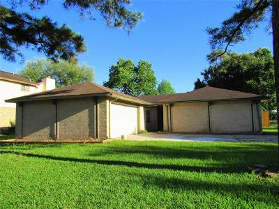 Houston Single Family Home For Sale: 13431 Piney Oaks Drive