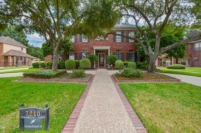 Houston Single Family Home For Sale: 7210 Blenheim Palace Lane
