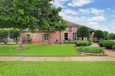 Pearland Single Family Home For Sale: 3404 Lindhaven