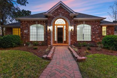 Katy Single Family Home For Sale: 6218 Canyon Trace Court