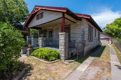 Galveston Single Family Home For Sale: 4716 Avenue N 1/2