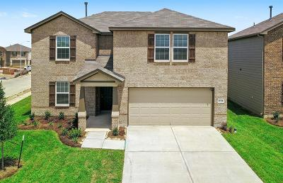 Hockley Single Family Home For Sale: 17718 Red Sage Court
