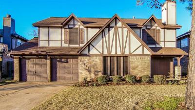 Spring Single Family Home For Sale: 17126 Spruce Run Drive