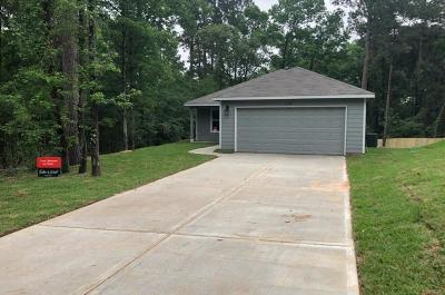 Single Family Home For Sale: 15194 Crockett