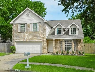 Tomball Single Family Home For Sale: 11102 Middleburgh Drive