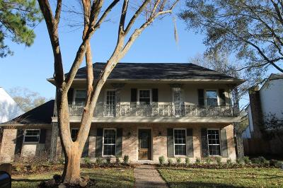 Harris County Single Family Home For Sale: 14810 Bramblewood Drive