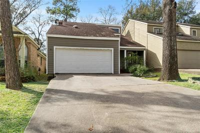 Conroe Single Family Home For Sale: 136 April Wind Court