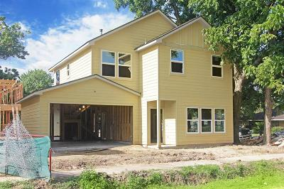 Houston Single Family Home For Sale: 209 Blueberry Street