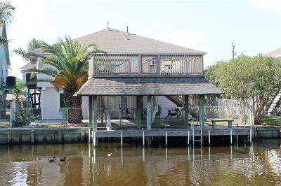 Bayou Vista Single Family Home For Sale: 132 Tarpon Street