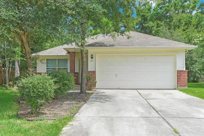 The Woodlands Single Family Home For Sale: 111 Hockenberry Place