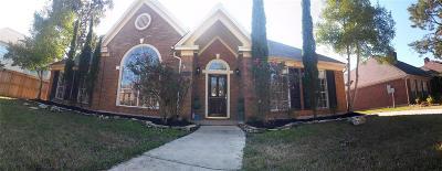 League City Single Family Home For Sale: 2014 Sandy Coast Circle
