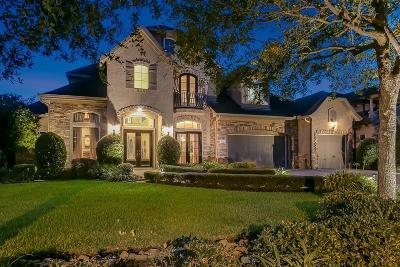 Humble Single Family Home For Sale: 14511 Serrano Creek Lane