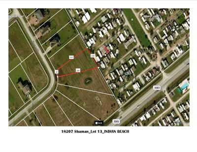 Galveston Residential Lots & Land For Sale: 18207 Shaman Drive