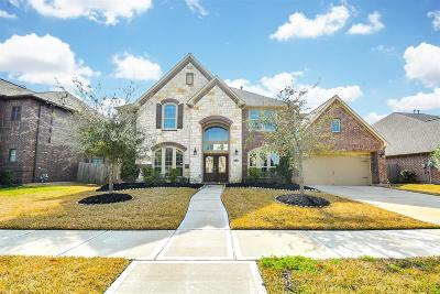 Katy Single Family Home For Sale: 26719 Brynn Branch Lane