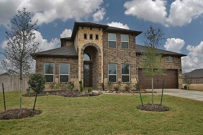 Tomball Single Family Home For Sale: 20803 Brave Legion Way