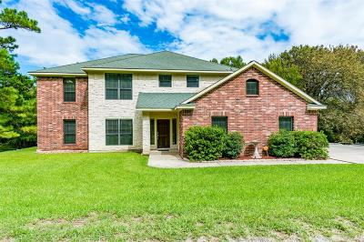 Baytown Single Family Home For Sale: 507 Oaks Grande Road