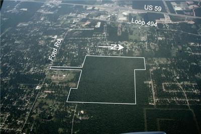 Kingwood Residential Lots & Land For Sale: Ford Road