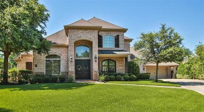The Woodlands Single Family Home For Sale: 7 Daylight Ridge Court