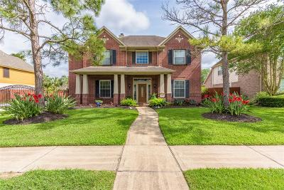 Friendswood Single Family Home For Sale: 2874 Everett Drive