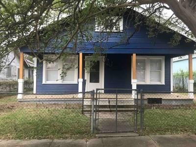 Houston Single Family Home For Sale: 7021 Avenue H
