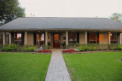 Houston Single Family Home For Sale: 4715 Omeara Drive
