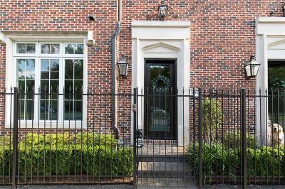 Montrose Single Family Home For Sale: 415 Lovett Boulevard #G